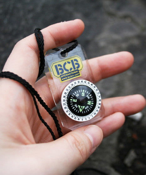 BCB Survival Compass - Alpha Bushcraft
