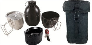 BCB Dragon Cooking System - Six Piece Set - Alpha Bushcraft