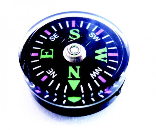 BCB Military Survival Button Compass