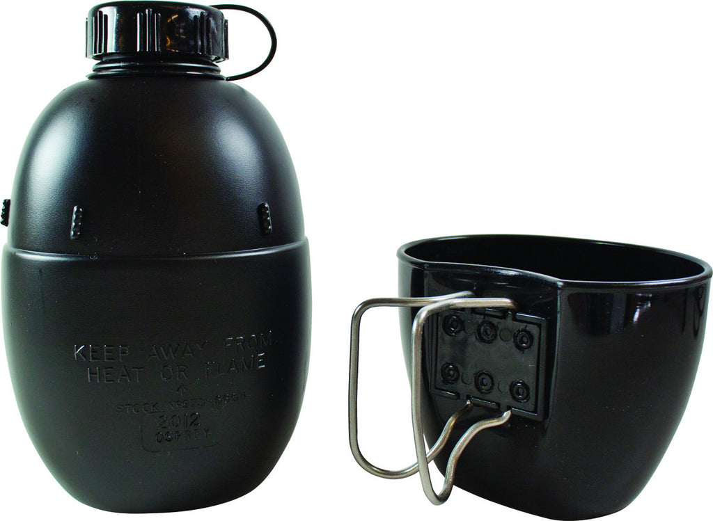 58 Pattern Water Bottle & Mug - Alpha Bushcraft