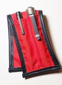CAPE Pocket Organiser Pouch Type 2 Deep Red