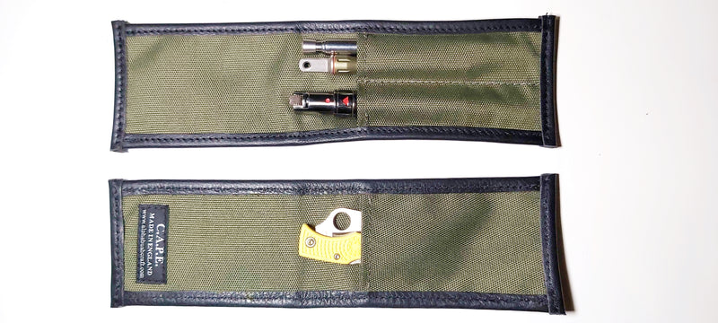 CAPE Pocket Organiser Pouch Type 2 Green