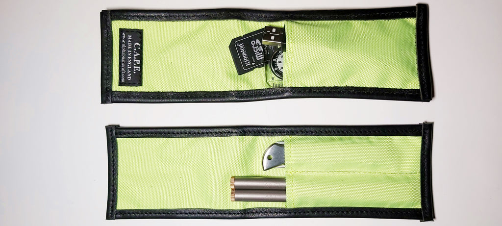 CAPE Pocket Organiser Pouch Type 2 Neon