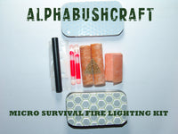 CAPE Micro Survival Fire Lighting Kit