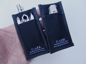 CAPE Pocket Organiser Pouch Type 1- Signal Orange