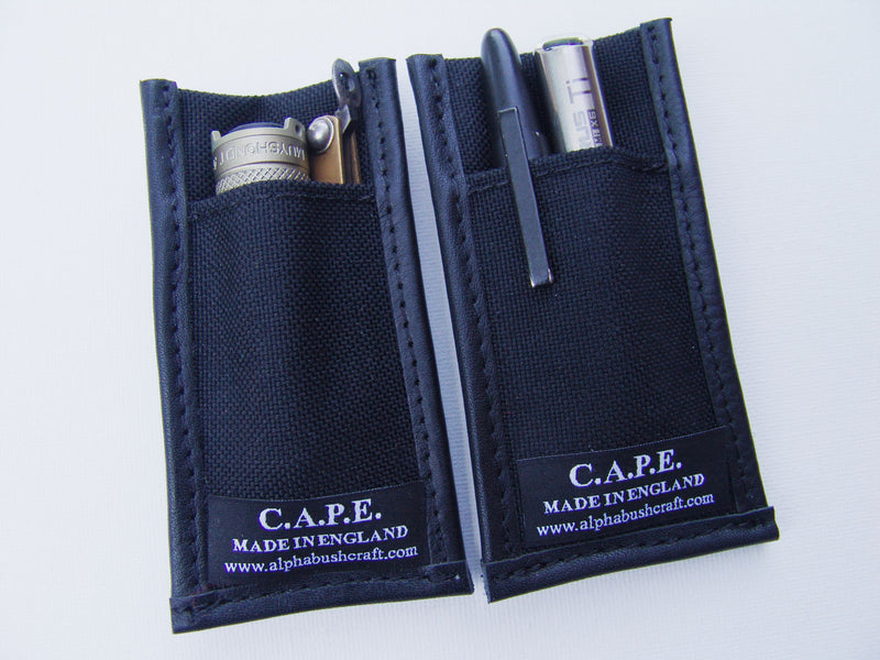 CAPE Pocket Organiser Organizer Pouch Type 1 Handmade UK