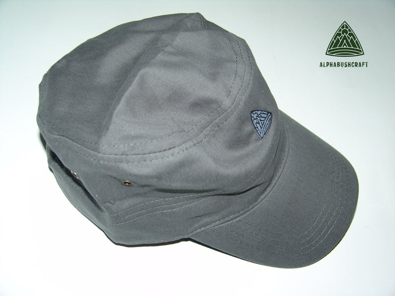 Alpha Bushcraft Cap - EDC Grey