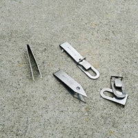 EDC Gear Stainless Steel Tweezers