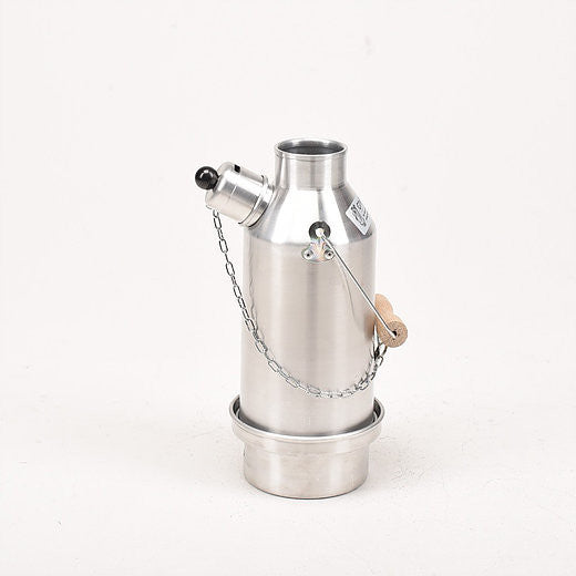 "GHILLIE KETTLE ""MAVERICK"" - British Camping Kettle"