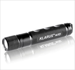 Klarus Mi10 AAA Flashlight - Alpha Bushcraft
