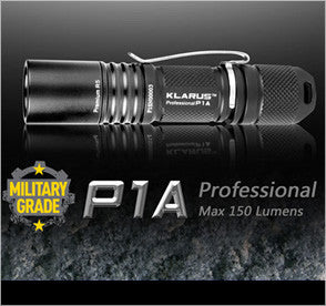 Klarus P1A AA Flashlight