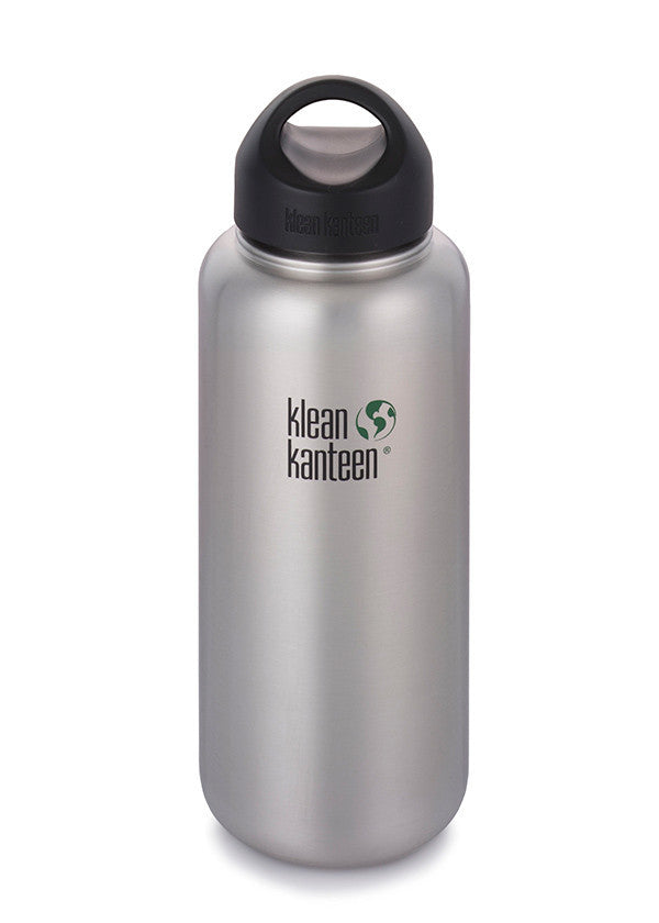 Klean Kanteen 40oz Wide Mouth - Alpha Bushcraft