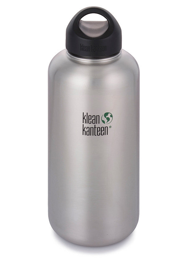Klean Kanteen 64oz Wide Mouth - Alpha Bushcraft