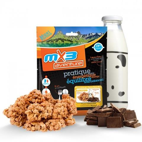 MX3 Chocolate Muesli - Just Add Water!