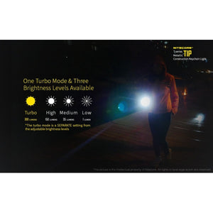 Nitecore Tip Key Ring Light