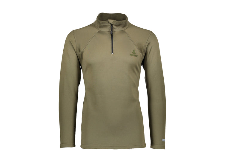 Nanook Bushcraft Khaki Thermoregulator Top by Akammak