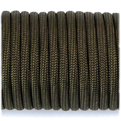 Genuine Mil Spec Type III 550 Paracord - Army Green