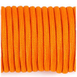 Genuine Mil Spec Type III 550 Paracord - Signal Orange