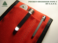 CAPE Pocket Organiser Pouch Type 3