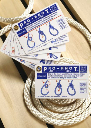 Boating Knots Guide by Pro-Knot