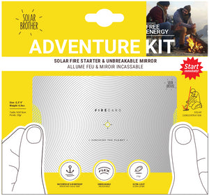 Solar Brother Adventure Kit