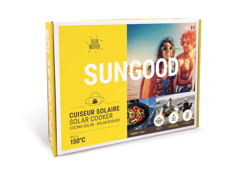 Solar Cooker - Sungood