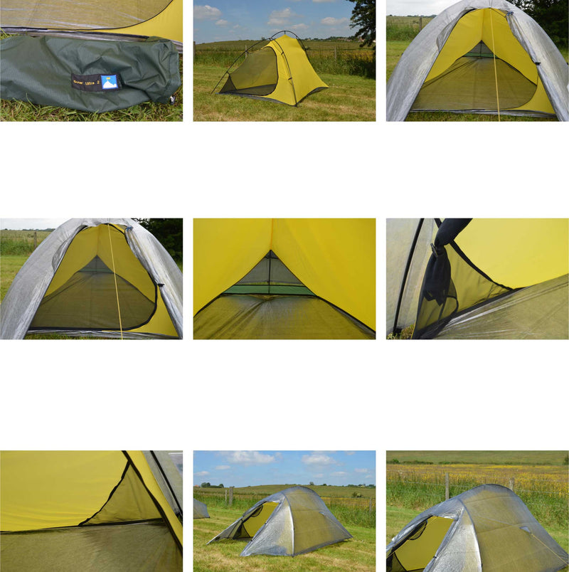 Solar Ultra 2 Tent by Wild Country / Terra Nova