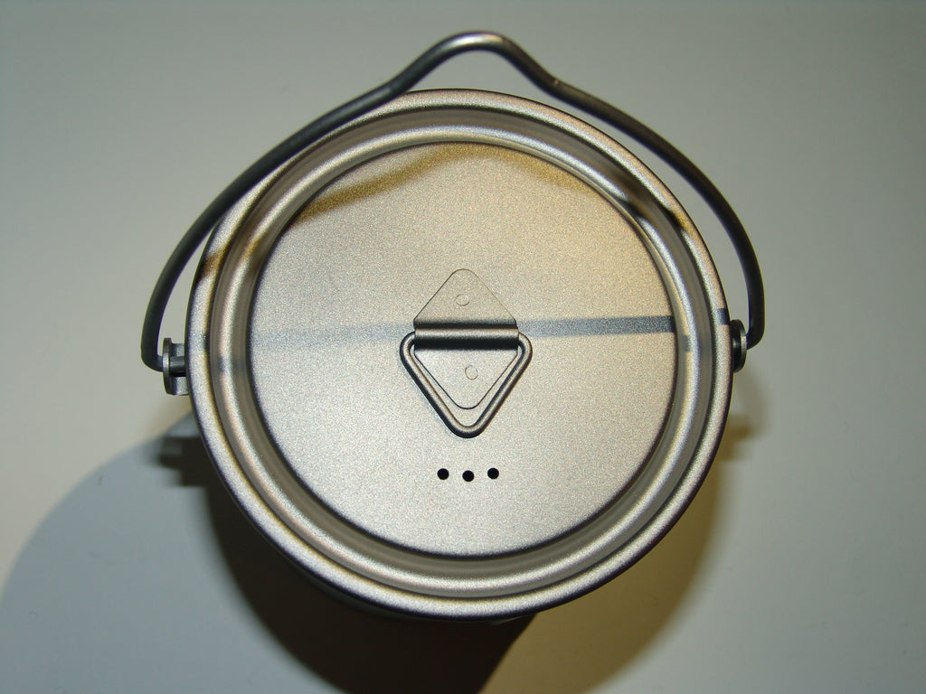 Ti Titanium Cooking Pot