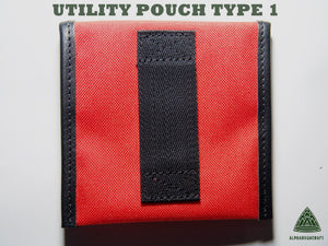 Utility Pouch Type 1 by C.A.P.E. Solutions UK