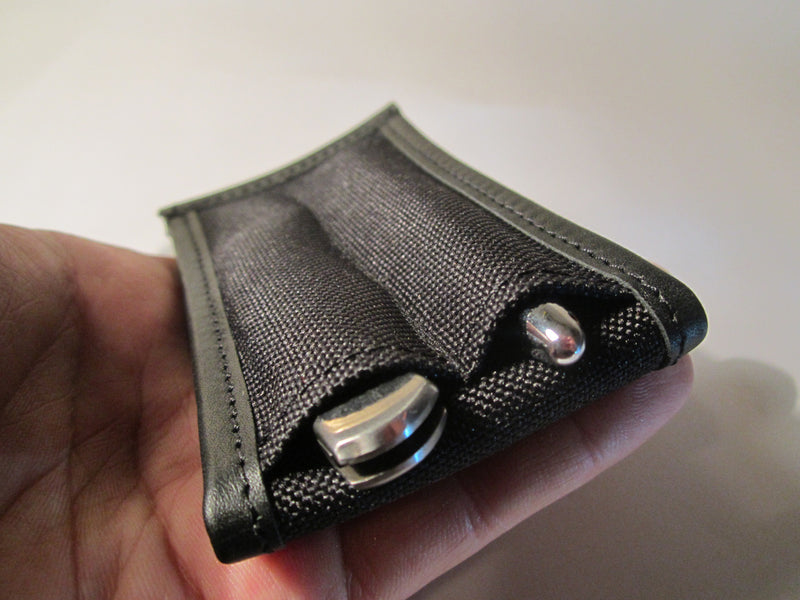 CAPE Pocket Organiser Pouch Type 2 Black