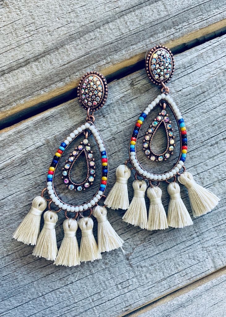 The Linden Earrings
