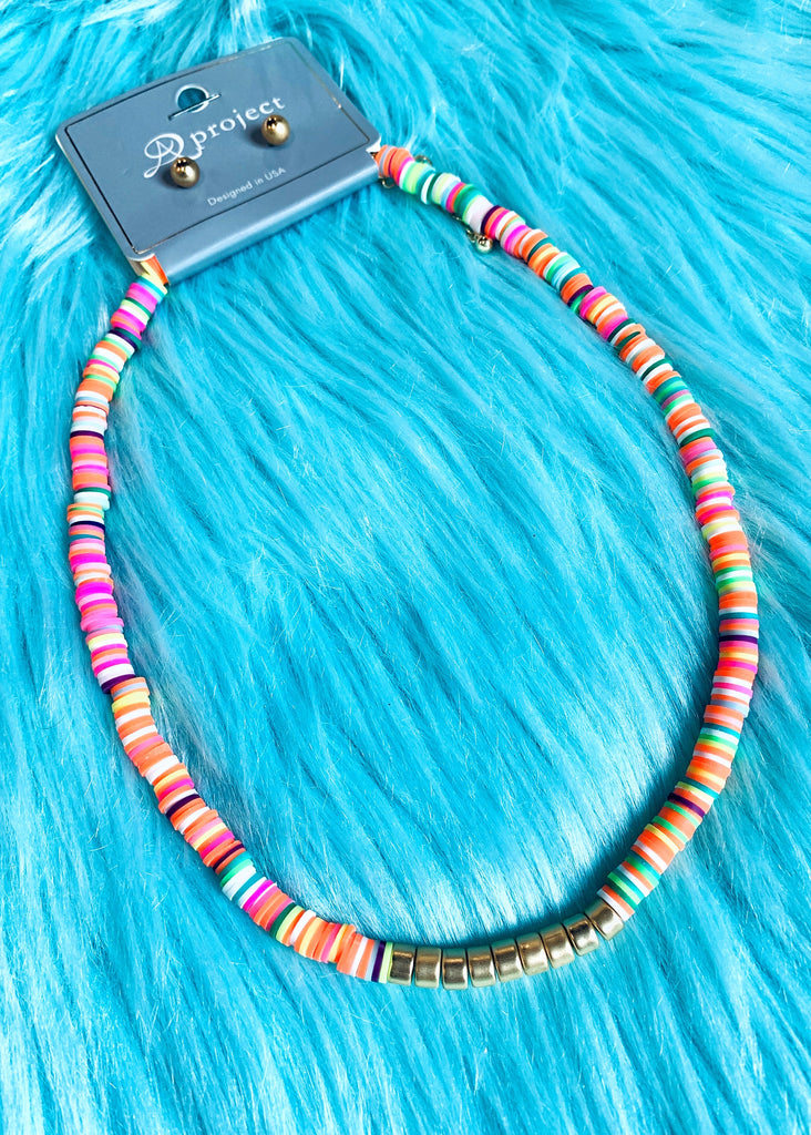 The Sugar Land Necklace