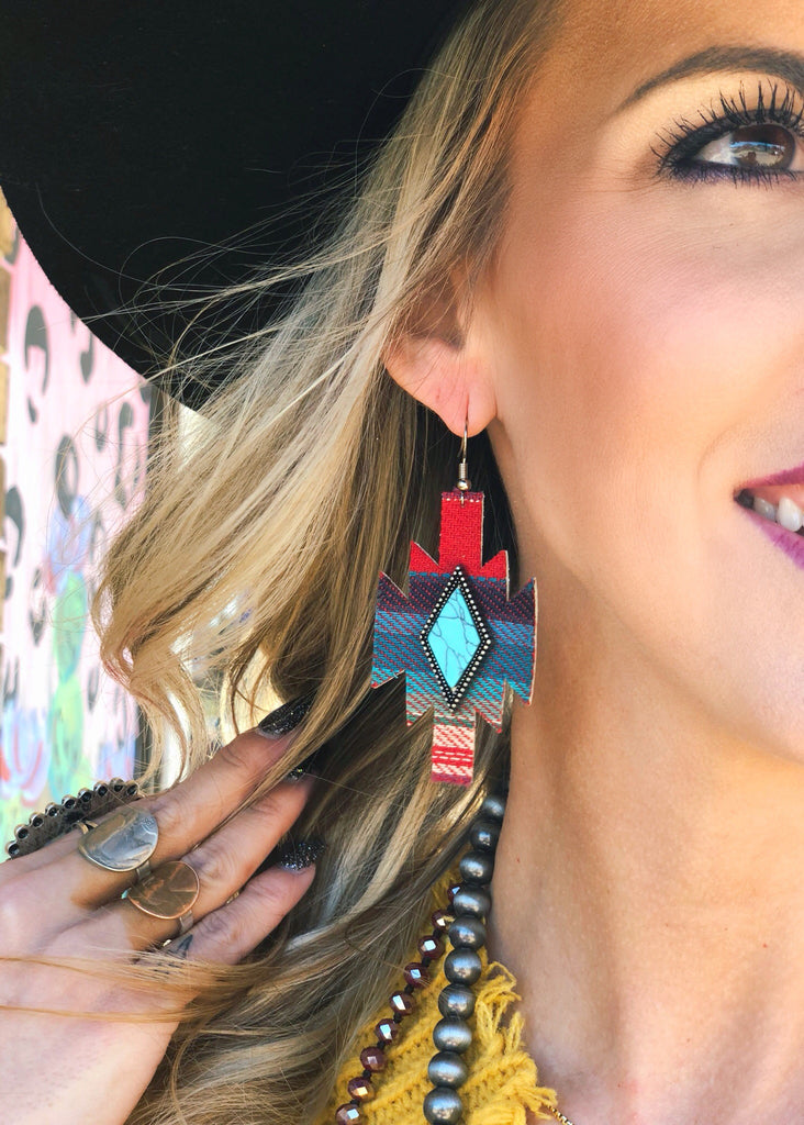 The Pleasanton Earrings