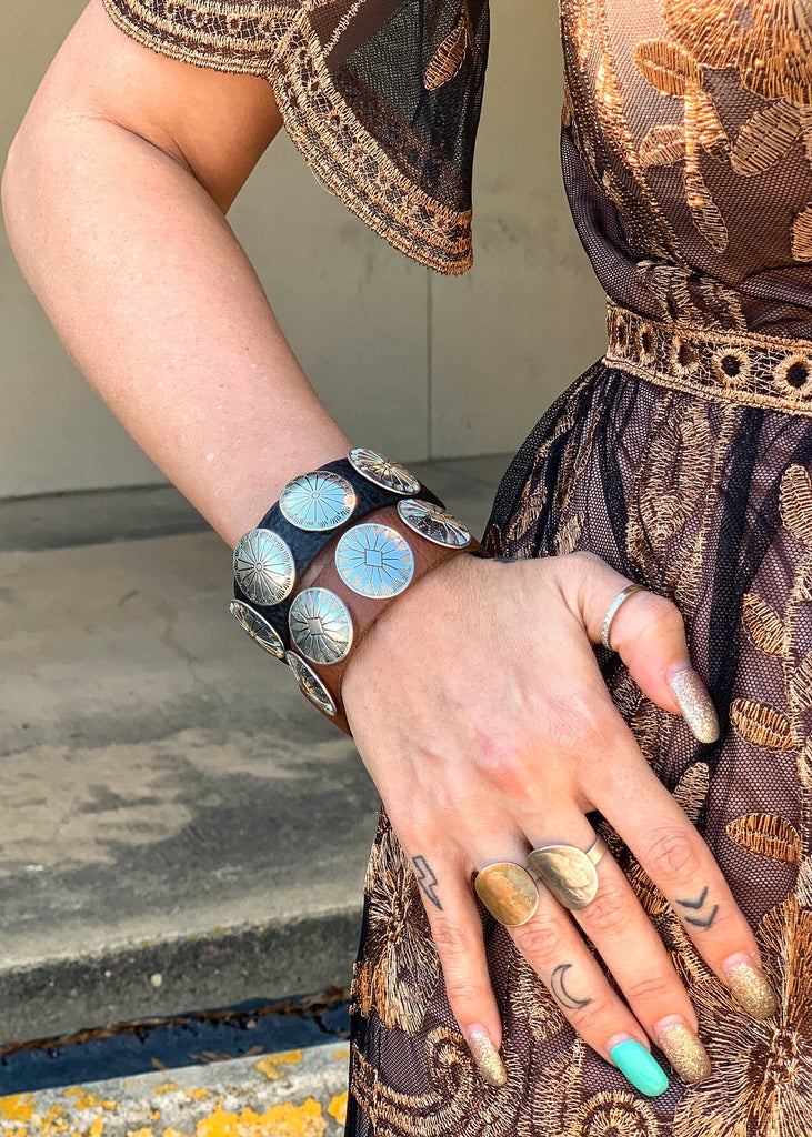 The Stagecoach Bracelet | (2 colors) - Gypsy Waltz