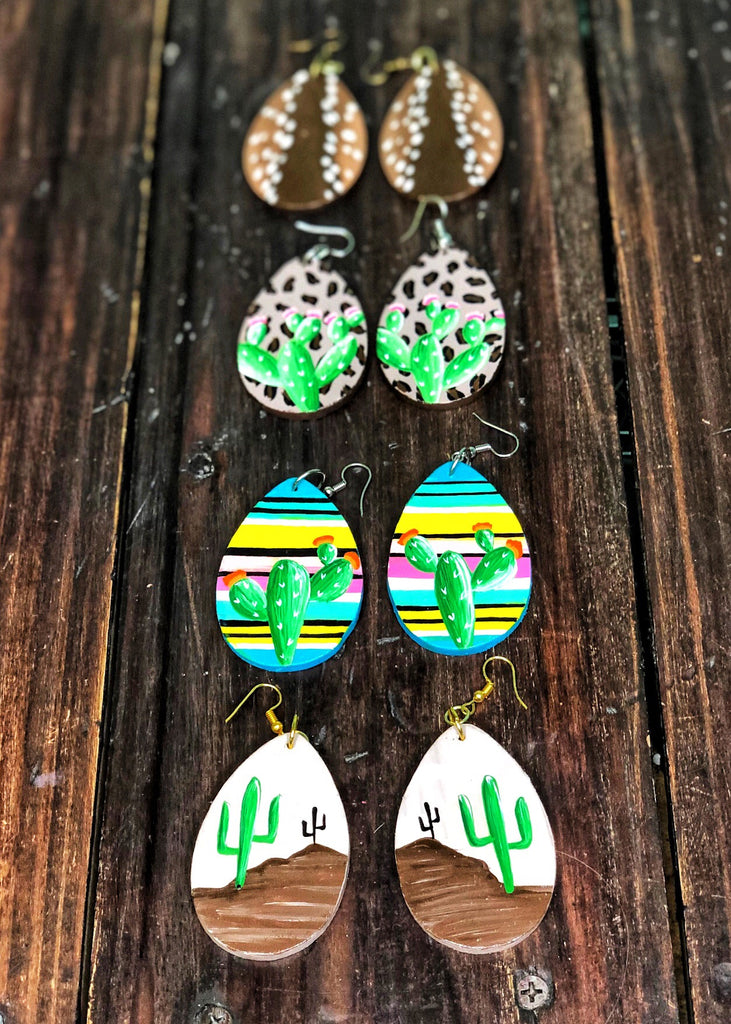 The Deport Earrings (4 Styles)