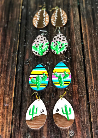 The Mingus Earrings (3 Styles)
