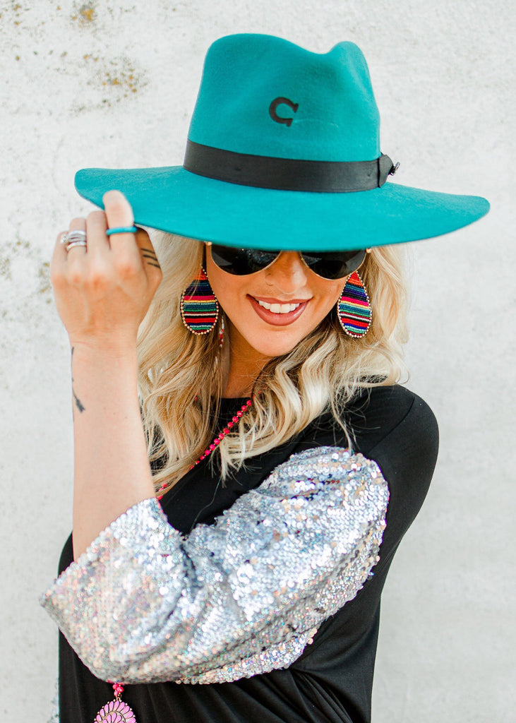 The Teal Highway Hat