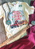 The Santa Cruz Christmas Tee - Gypsy Waltz