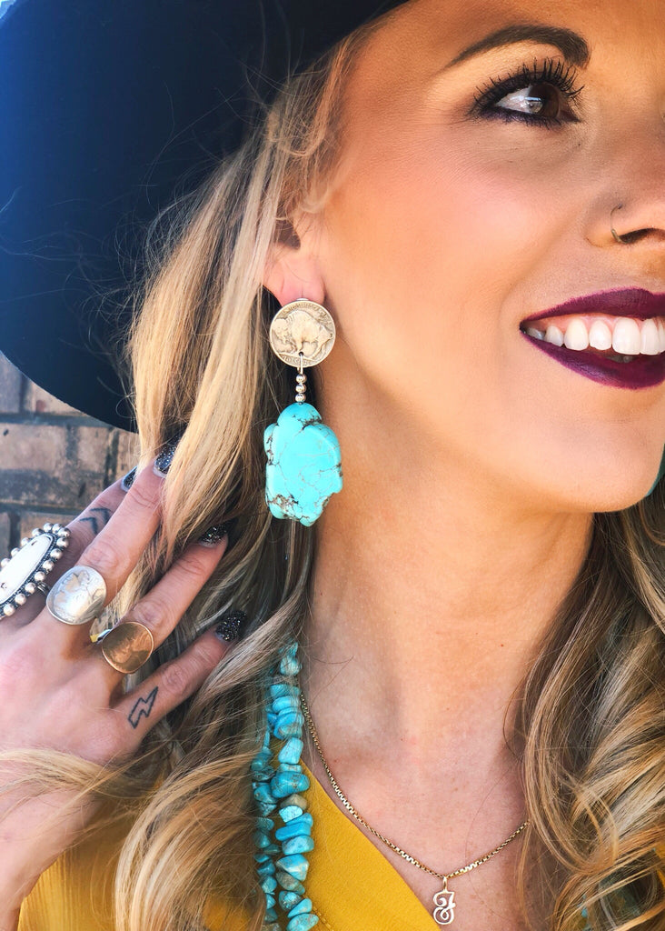 The Spur Earrings (4 Styles)