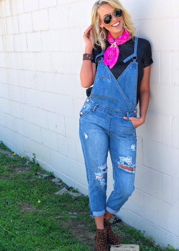 The Rancho Chico Overalls