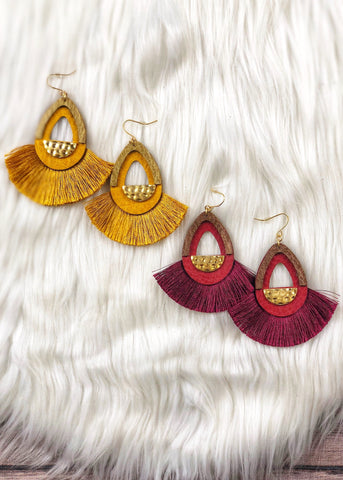 The San Felipe Earrings
