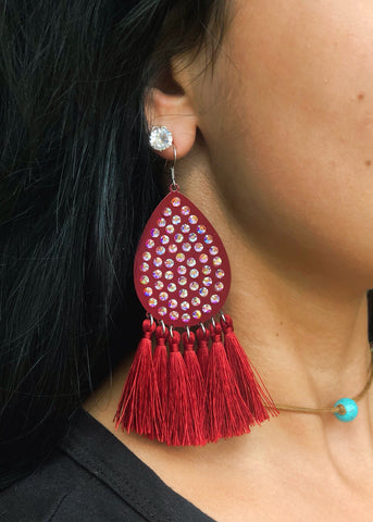 The Christoval Earrings (4 Colors)
