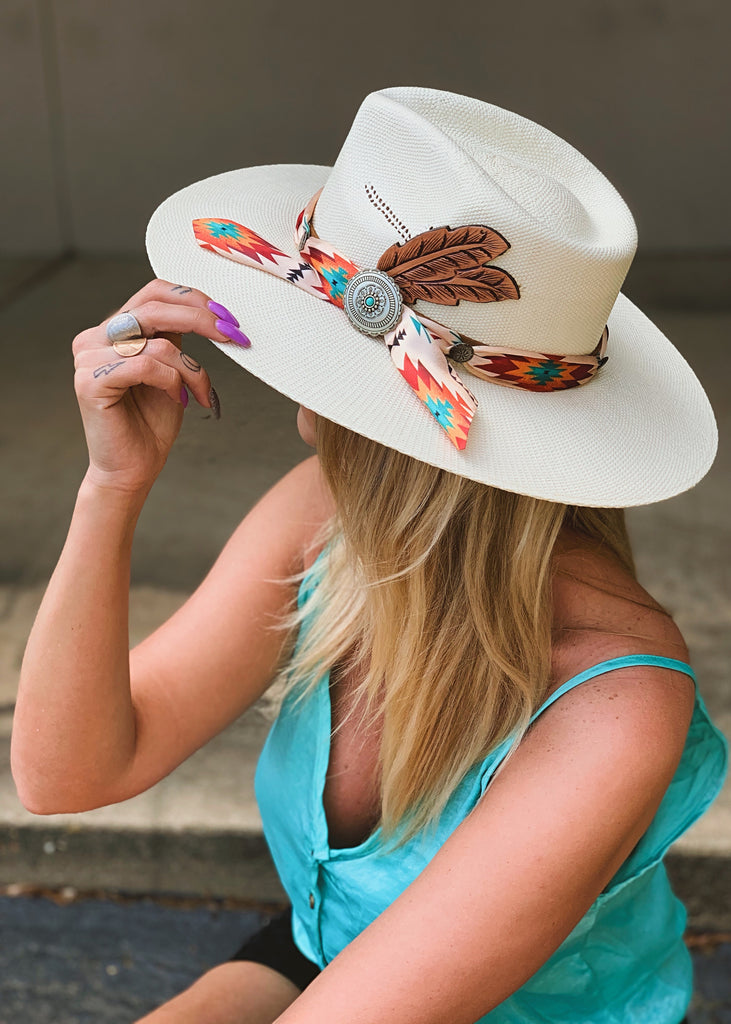 The Navajo Charlie 1 Horse Hat - Gypsy Waltz