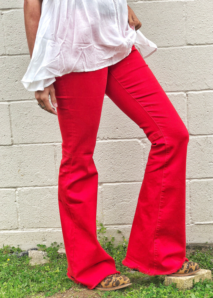 The Redwater Bell Bottoms