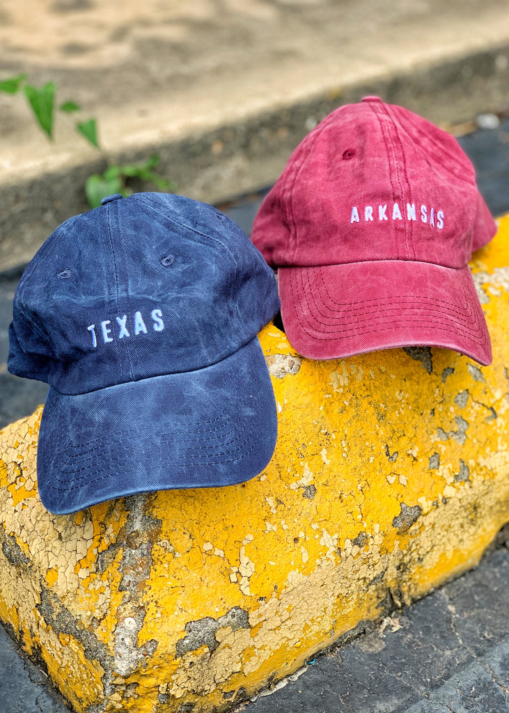 The Alvin State Ball Caps