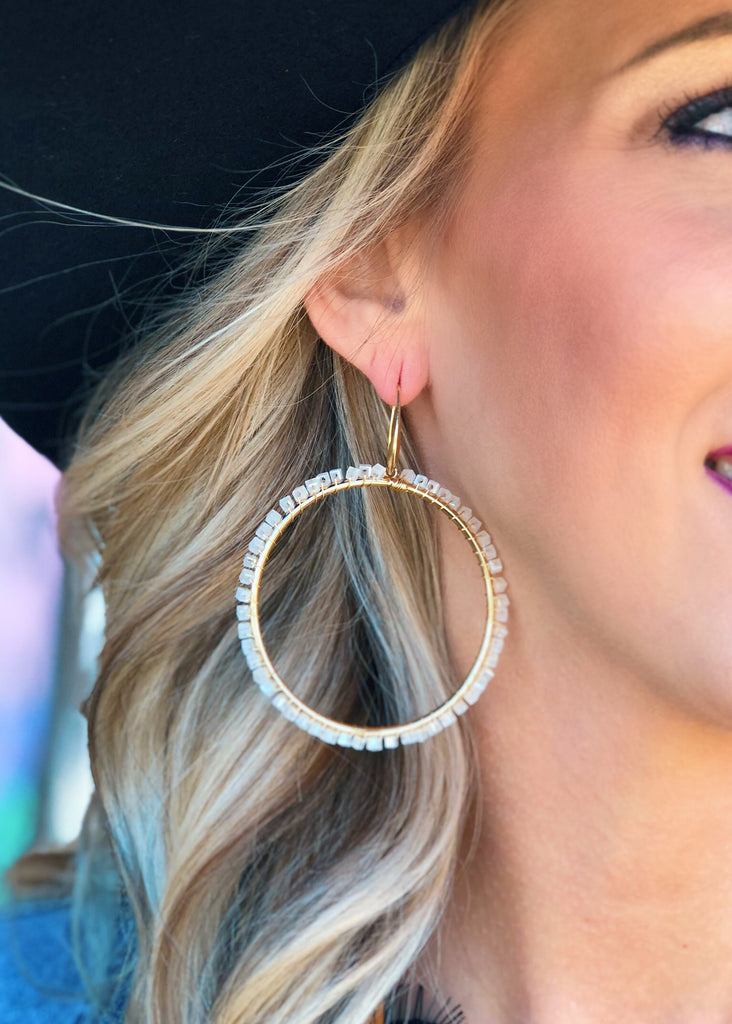The Marfa Earrings (2 Styles)