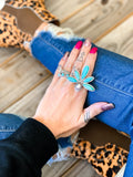 The Muniz Turquoise Ring