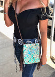 The Cayuga Crossbody Purse