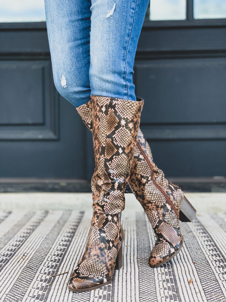 The Woodlands Boot