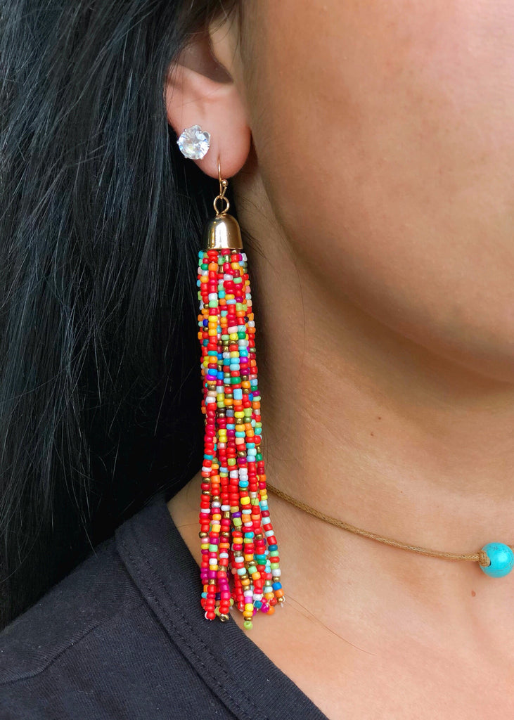 The Horizon City Earrings (2 Colors) - Gypsy Waltz